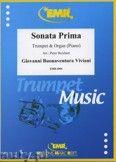 Okładka: Viviani Giovanni Buonaventura, Sonata Prima (1678)  - Trumpet