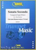 Okładka: Viviani Giovanni Buonaventura, Sonata Seconda (1678) - Trumpet