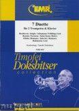 Okładka: Dokshitser Timofei, 7 Duette - Trumpet