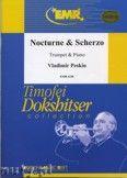 Okładka: Peskin Vladimir, Nocturne & Scherzo - Trumpet