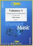 Okładka: Stanley John, Voluntary V - Trumpet