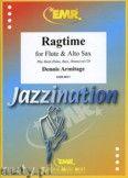 Okładka: Armitage Dennis, Ragtime for Flute and Altos Sax