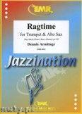 Okładka: Armitage Dennis, Ragtime for Trumpet or Alto Sax and Piano