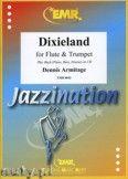 Okładka: Armitage Dennis, Dixieland for Flute and Trumpet