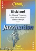 Okładka: Armitage Dennis, Dixieland for Flute and Trombone