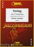 Okładka: Armitage Dennis, Swing - Trombone