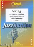 Okładka: Armitage Dennis, Swing for Flute and Clarinet
