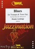 Okładka: Armitage Dennis, Blues for Trumpet and Tenor Sax