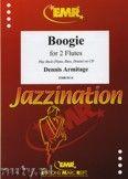 Okładka: Armitage Dennis, Boogie - Flute