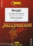 Okładka: Armitage Dennis, Boogie for Flute and Trumpet