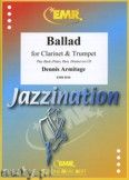 Okładka: Armitage Dennis, Ballad for Clarinet and Trumpet