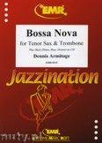 Okładka: Armitage Dennis, Bossa Nova for Tenor Sax and Trombone