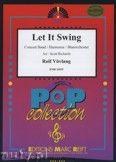 Okładka: Lövlang Rolf, Let It Swing - Wind Band