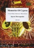 Okładka: Mavropoulos Spyros, Memories Of Cyprus - Wind Band