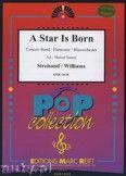 Okładka: Streisand Barbara, Williams Paul, A Star Is Born - Wind Band