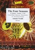 Okładka: Vivaldi Antonio, The Four Seasons  - II. Sommer - Wind Band