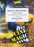 Okładka: Poledouris Basil, Hymn To Red October (Chorus SATB) - Wind Band