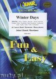 Okładka: Mortimer John Glenesk, Winter Days