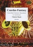 Okładka: Monti Vittorio, Csardas Fantasy - Wind Band