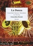 Okładka: Rossini Gioacchino Antonio, La Danza - Wind Band