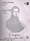 Okładka: Chopin Fryderyk, Preludium As-dur, op. 28 nr 17 na fortepian solo