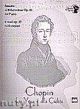 Okładka: Chopin Fryderyk, Sonata b-moll, op. 35 na fortepian solo