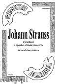 Okładka: Strauss Johann, Czardasz z operetki Zemsta Nietoperza na kwartet smyczkowy