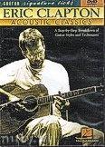 Okładka: Clapton Eric, Acoustic Classics - Guitar Signature Licks DVD