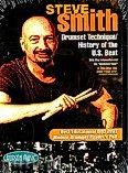 Okładka: Smith Steve, Drum Set Technique / History Of The U.S Beat (2 DVD Set)