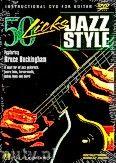 Okładka: Buckingham Bruce, 50 Licks Jazz Style