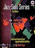 Okładka: Vega Mark, Jazz Solo Series For Guitar (+ CD)