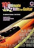 Okładka: Gordon Andrew D, De Sa Joe N., 100 Ultimate Jazz Riffs - Guitar