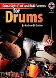 Okładka: Gordon Andrew D., Outta Sight Funk And R&B Patterns For Drums