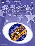 Okładka: Lloyd Webber Andrew, Andrew Lloyd Webber Showstoppers Playalong For Alto Saxophone
