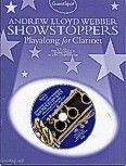 Okładka: Lloyd Webber Andrew, Andrew Lloyd Webber Showstoppers Playalong For Clarinet