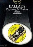 Okładka: Long Jack, Ballads Playalong For Clarinet