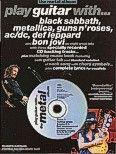 Okładka: Różni, Play Guitar With... Black Sabbath, Metallica, Guns n' Roses, AC/DC, Def Leppard and Bon Jovi