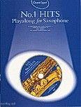 Okładka: , No.1 Hits Playalong For Saxophone