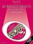 Okładka: Long Jack, Honey Paul, Jazz Greats Playalong For Flute