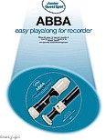Okładka: Abba, Abba - Easy Playalong for Recorder
