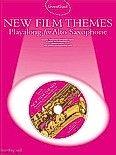 Okładka: Różni, New Film Themes For Alto Saxophone (+ CD)