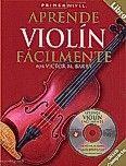 Okładka: Barba Victor M., Aprende Violin Facilmente