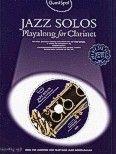 Okładka: Lesley Simon, Jazz Solos Playalong For Clarinet