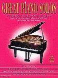 Okładka: , Great Piano Solos - The Show Book
