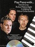 Okładka: , Play Piano With... David Gray, Rufus Wainwright, Coldplay And Other Great Artists