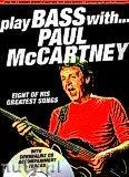 Okładka: McCartney Paul, Play Bass With... Paul McCartney