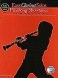 Okładka: Różni, Playalong Showtunes for Clarinet (+ CD)