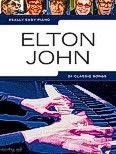 Okładka: John Elton, Really Easy Piano: Elton John