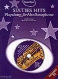 Okładka: , Sixties Hits Playalong For Alto Saxophone