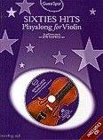 Okładka: , Guest Spot: Sixties Hits Playalong For Violin